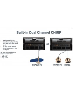 Built-in Dual Channel CHIRP