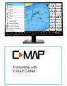 Compatible with C-MAP