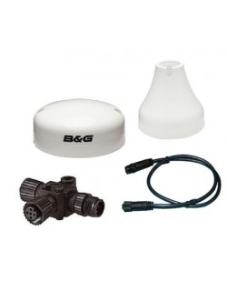 ZG100 GPS Antenna with Integrated Compass and Heel sensor