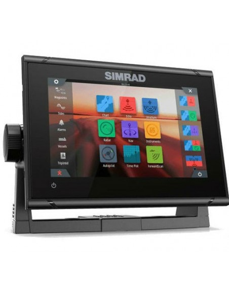 SIMRAD GO7 XSR Row No XDCR