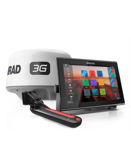 GO12 XSE with 3G radar & TotalScan