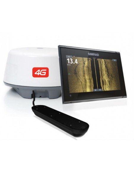 GO9 XSE 4G RADAR ACTIVE IMAGING 3-IN-1