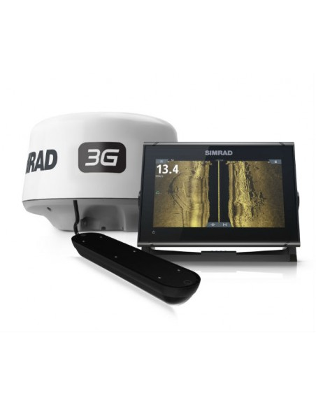 GO12 3G RADR ACTIVE IMAGING 3-IN-1